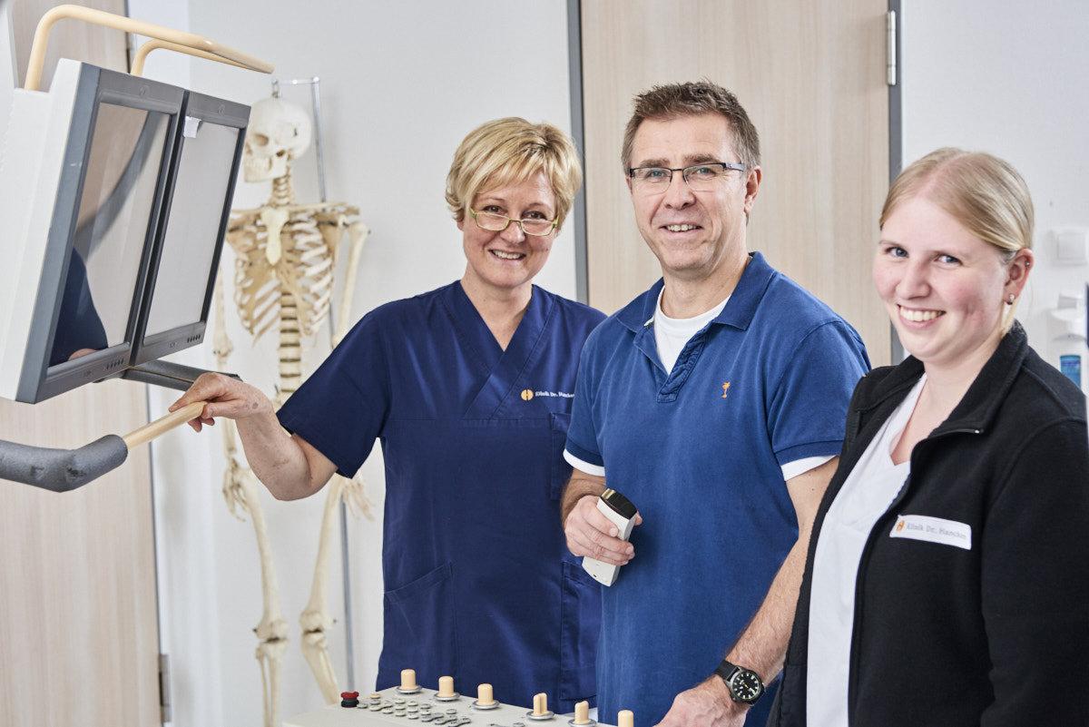 Helios Kliniken Cuxhaven Team
