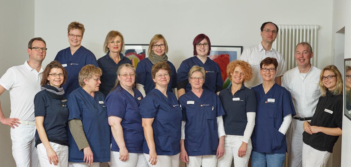Klinik Lilienthal Team